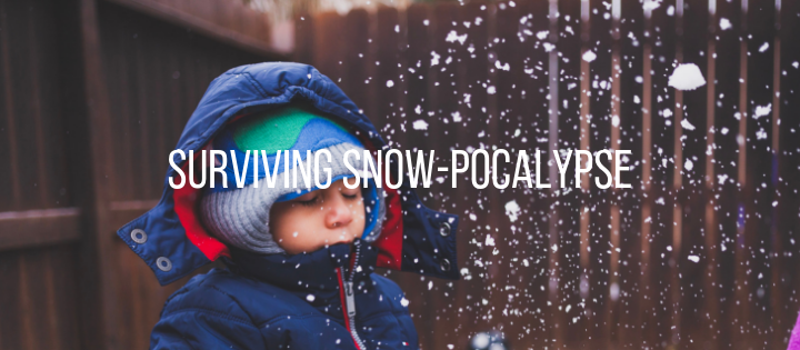 14 Things to Do with Your Kids During Snow-pocalypse