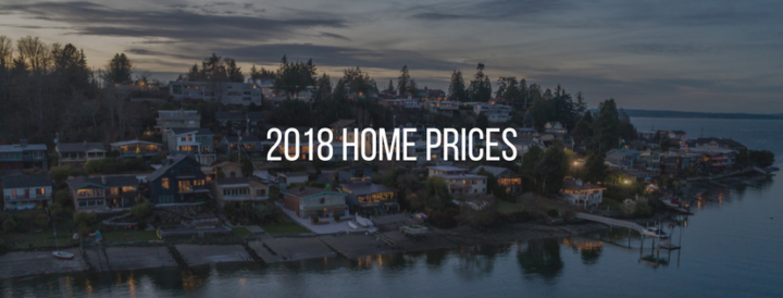 Seattle Home Prices to Rise in 2018