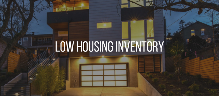 Housing Inventory is Increasingly Tight