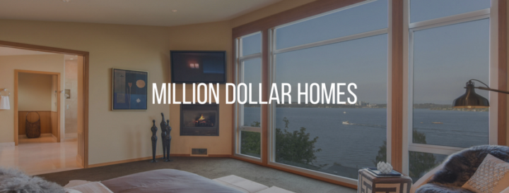 Seattle's Million Dollar Homes