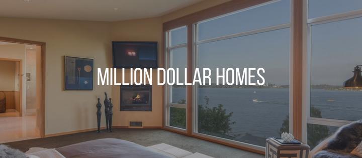Seattle's Million Dollar Homes