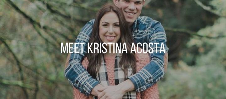 Meet Kristina!