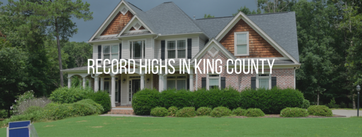 Home Prices Hit New Record Highs