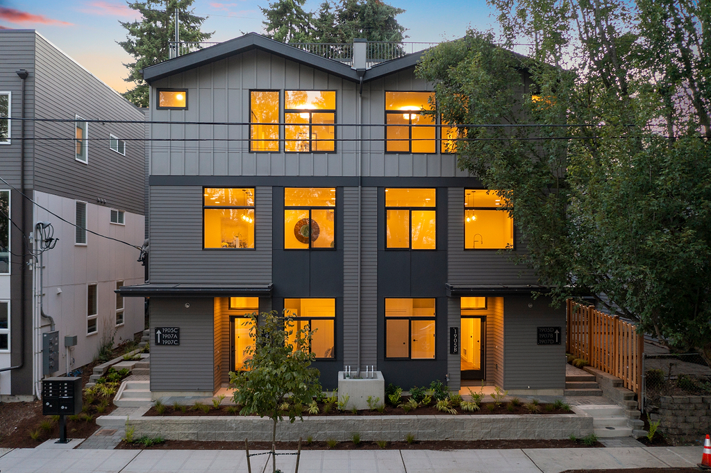 1905 15th Ave S_New Construction Townhomes in Beacon Hill