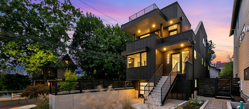 4005 Corliss Ave N_Wallingford Seattle New Construction
