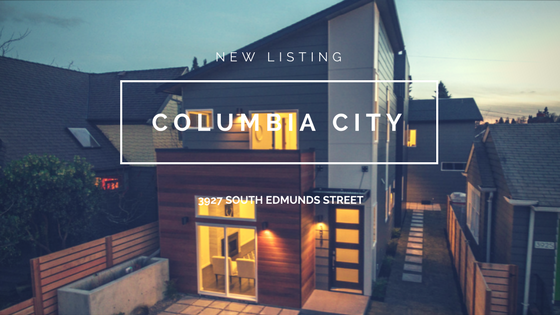 3927 S. Edmunds St – Columbia City