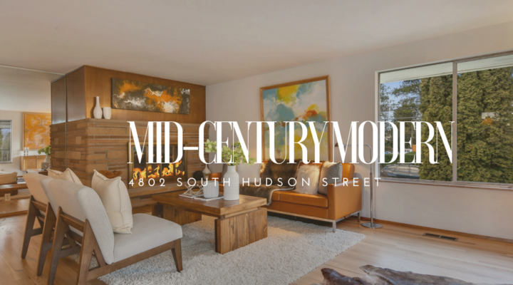 Love mid-century modern homes? You have to see this.