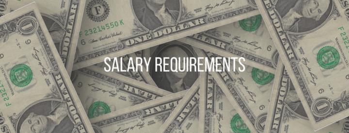Salary Needs in Seattle