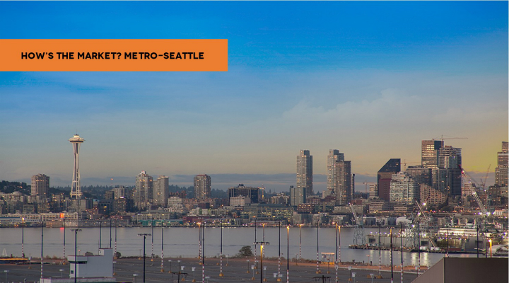 Metro Seattle Stats November 2016